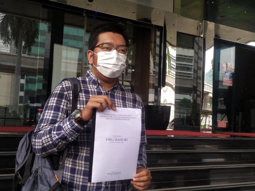 Urusan Ketua KPK Sewa Heli Kembali Dilaporkan ke Dewas KPK