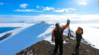Kisah Penemuan Antartika di Tahun 1774, Isinya Cuma Salju dan Es!