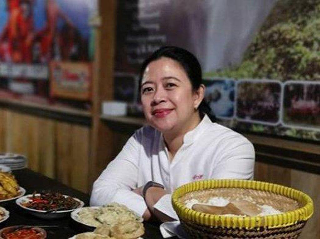 Puan Maharani Jatuh Hati Pada Tape Ketan Pulut hingga Sop Ayam Klaten