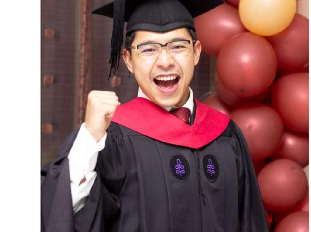 Cerita Dosen UGM Pernah Gagal UN Tapi Lulus Oxford dan Harvard University