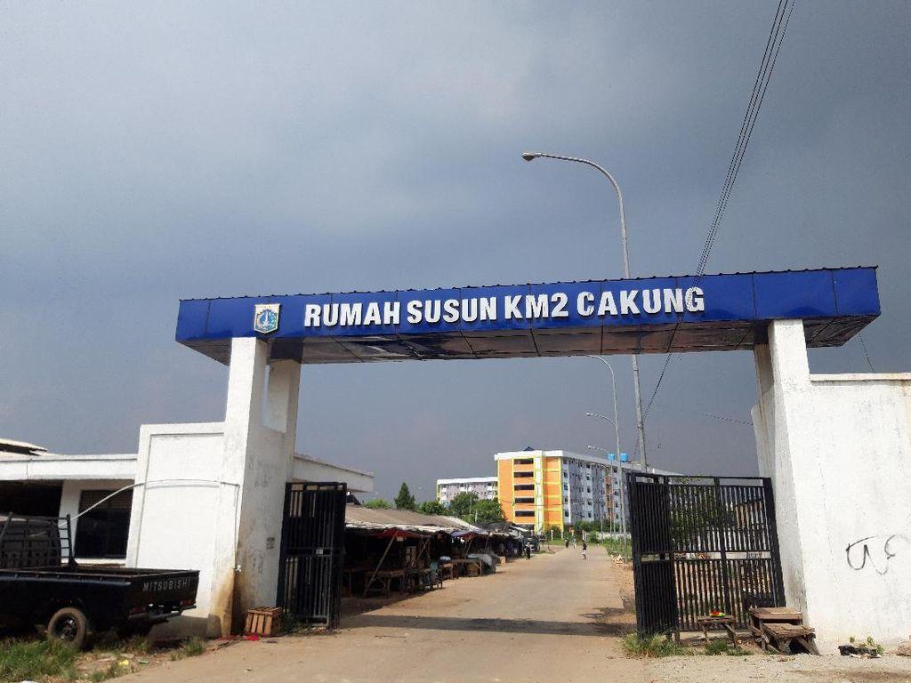 Selama Seminggu, Warga Rusun Km 2 Cakung Kesulitan Air Bersih
