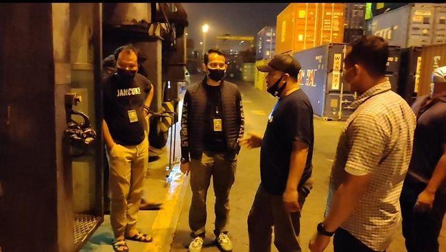 Lagi, Polisi Tangkap 7 Pelaku Pungli di Tj Priok, Uang Rp 1 Juta Disita