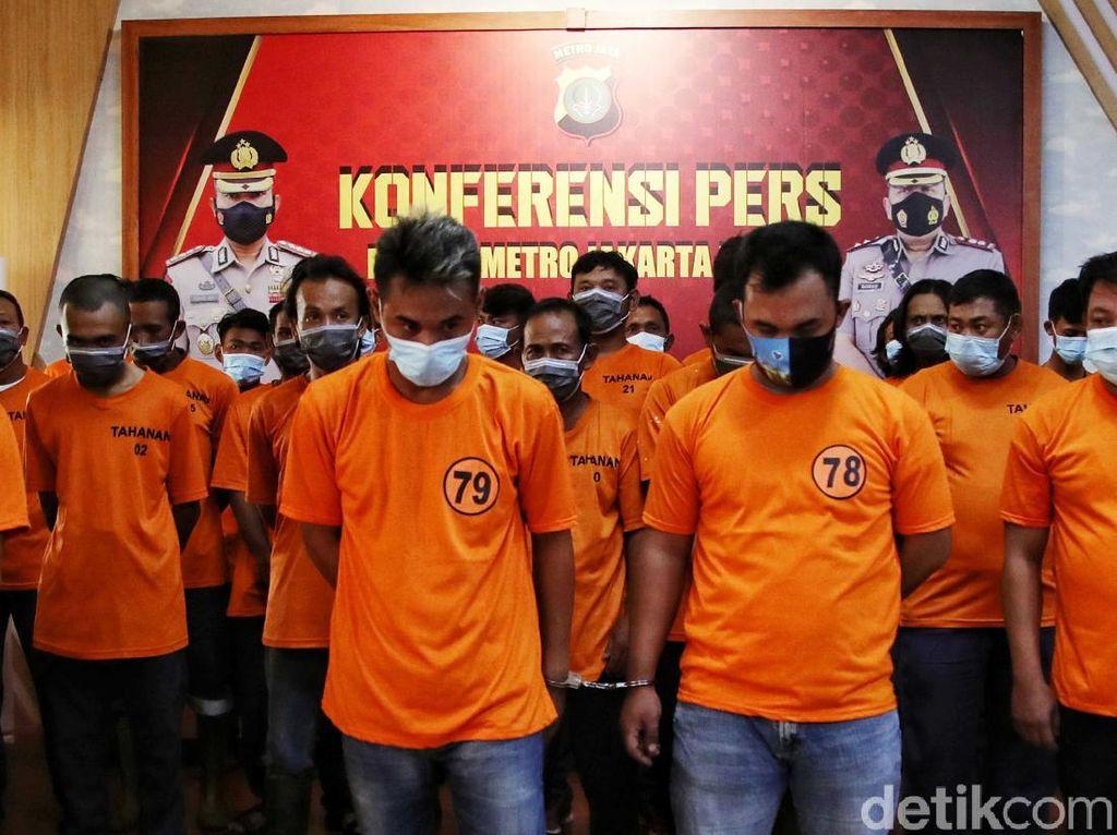 Telepon Jokowi ke Kapolri Berujung Puluhan Pelaku Pungli Masuk Jeruji