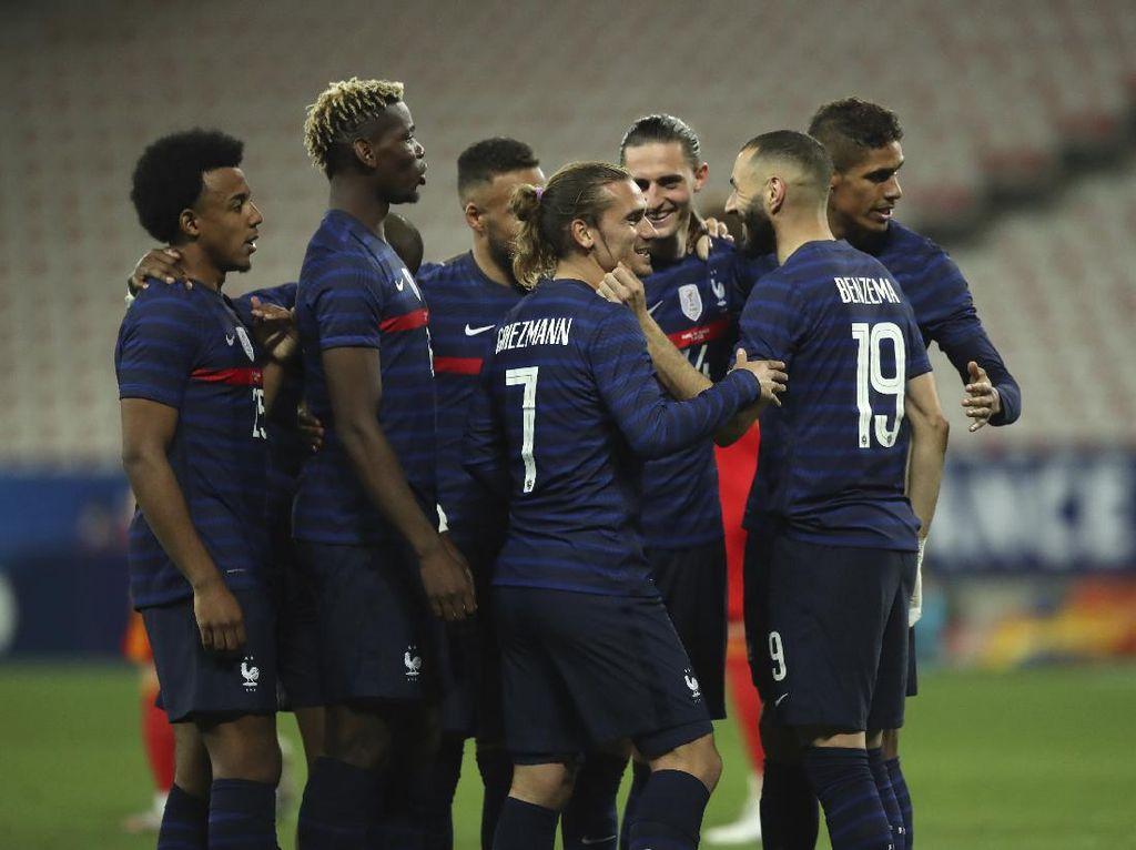 Toni Kroos: Prancis Mutlak Jadi Favorit di Euro 2020