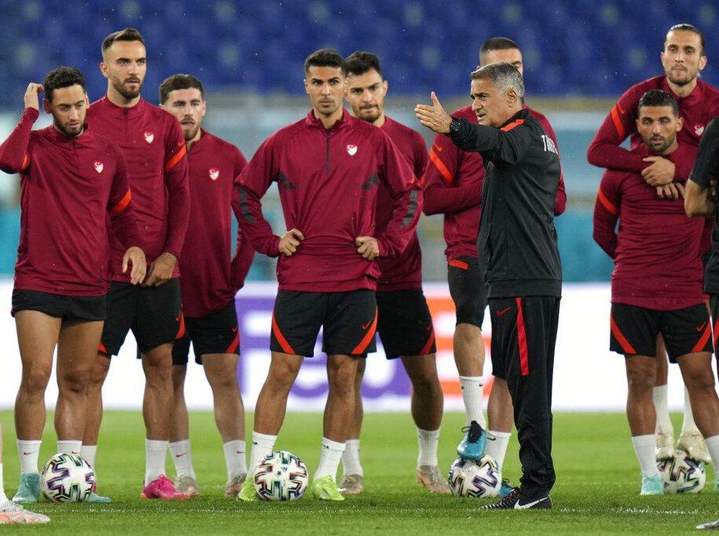 Euro 2020: Turki Sudah Kantongi Kelemahan Italia