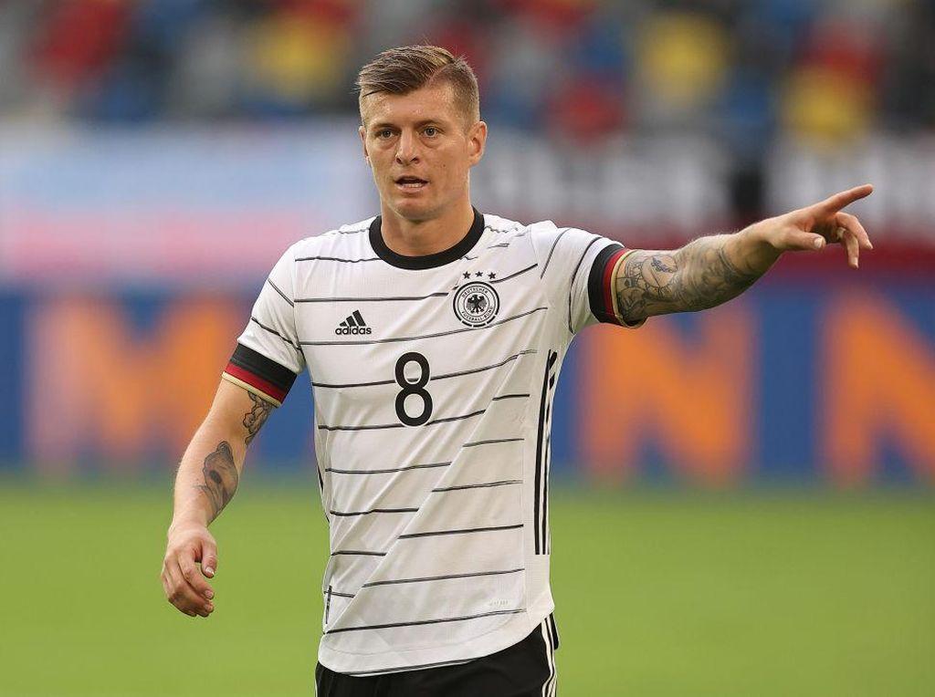 Kroos Dianggap Biang Keladi Kegagalan Jerman di Euro 2020