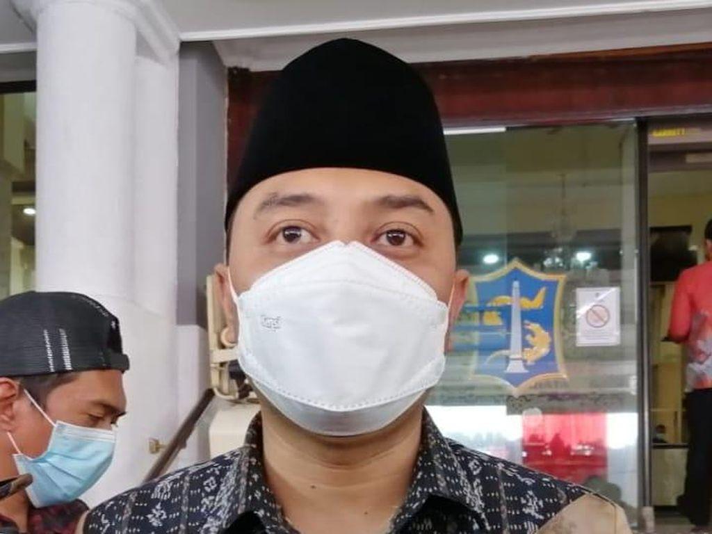 Anggota Dewan Positif COVID-19, Pemkot Surabaya Beri Penanganan Ini