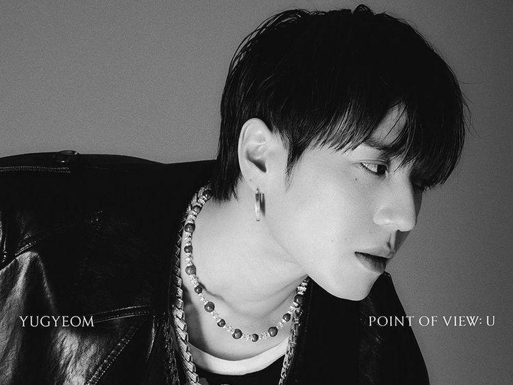 Yugyeom GOT7 Rilis Album Solo Hari Ini, Intip 6 Fakta Menariknya