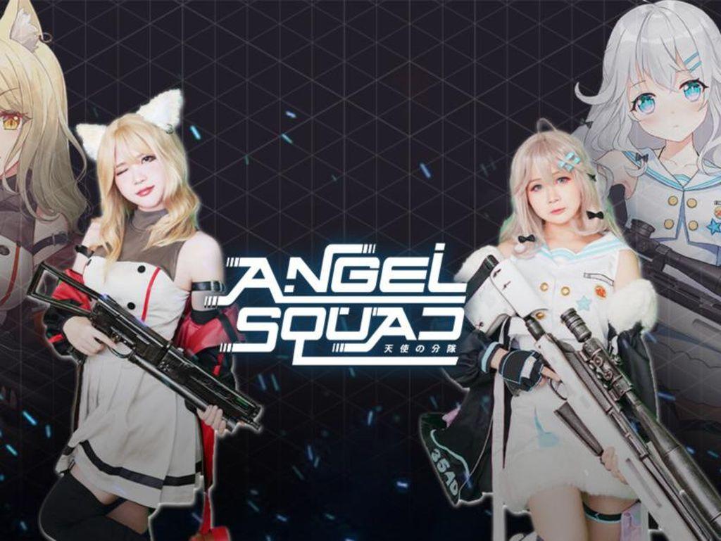 Ini Game Terbaru dari Lyto, Angel Squad Mobile