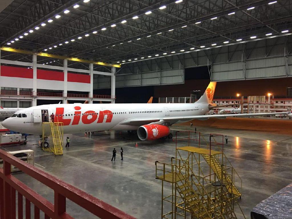 Pusat Perawatan Pesawat Lion Air Batam Jadi Kawasan Ekonomi Khusus