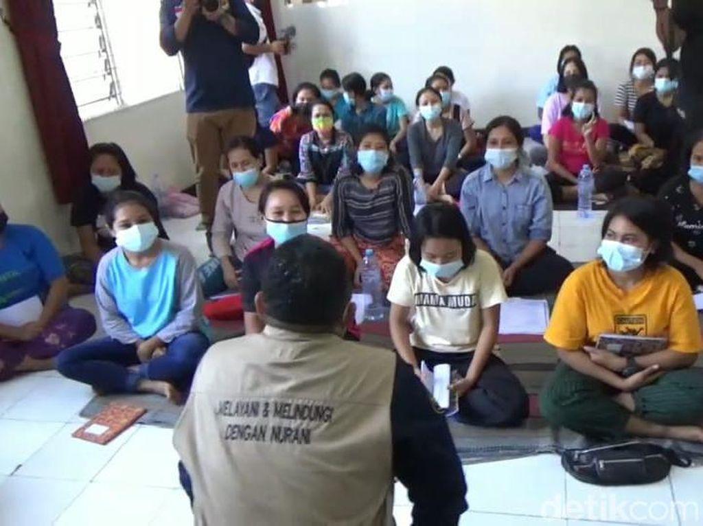 Datangi BLK 5 Calon TKW Kabur di Malang, BP2MI Temukan Banyak Pelanggaran