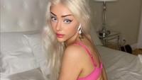 Foto: Wanita Ini Sering Dianggap Bodoh karena Mirip Barbie, Padahal IQ Cerdas