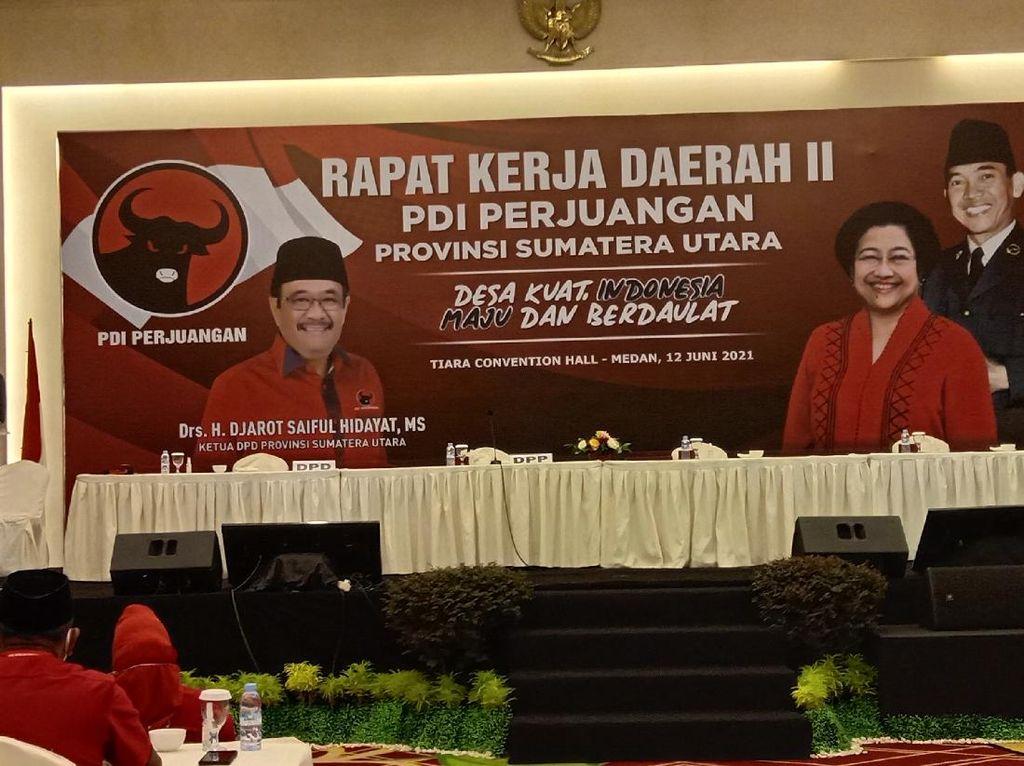 PDIP Target Menang Hattrick di Pemilu 2024, Djarot: Pertahankan Kekuasaan!