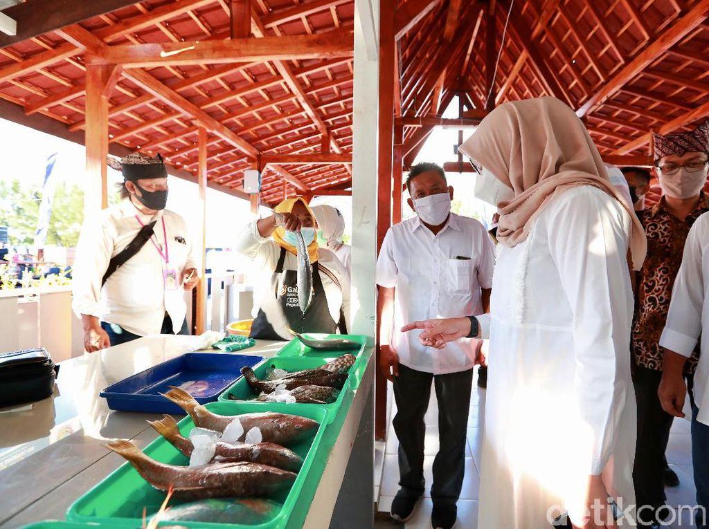 Nikmati Langsung Olahan Ikan Segar di Fish Market Festival Banyuwangi