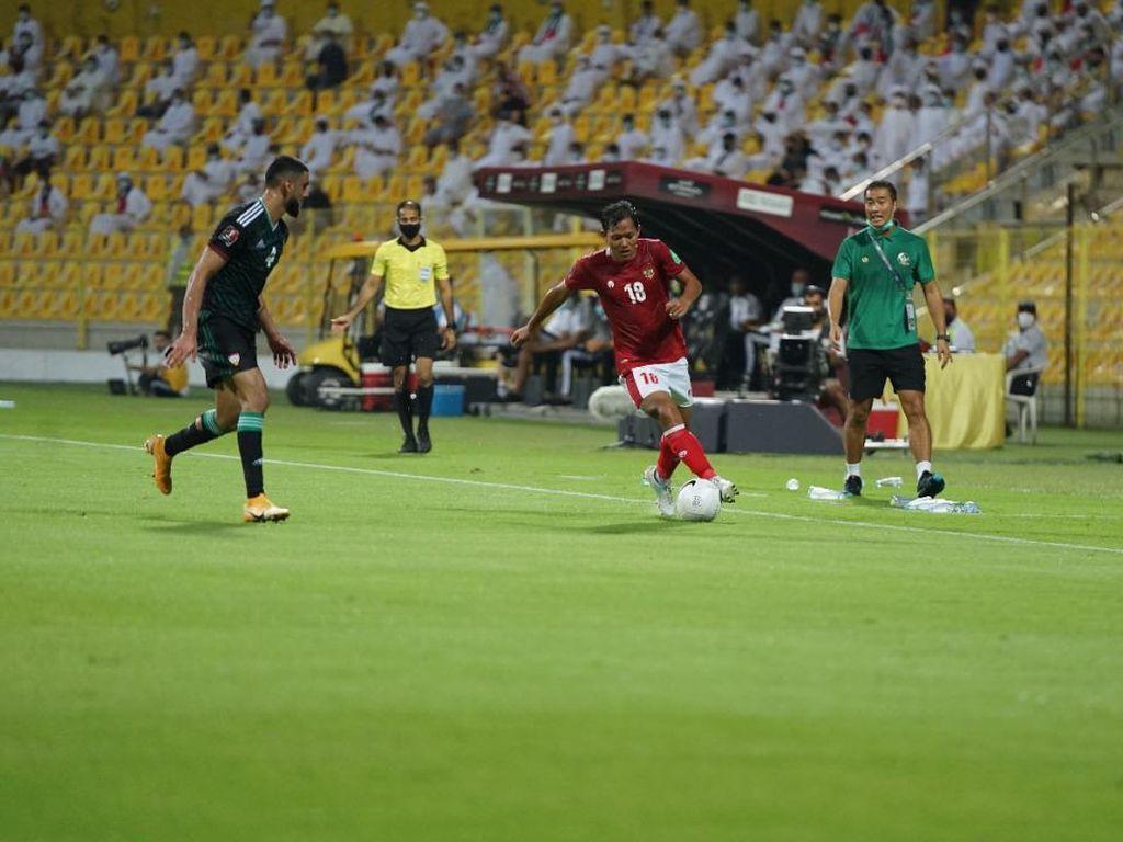 Klasemen Grup G Kualifikasi Piala Dunia 2022: Indonesia Cuma Raih 1 Poin