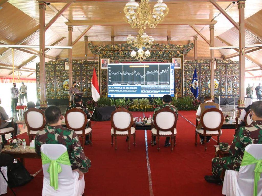 Panglima TNI dan Kapolri Gandeng Tokoh Agama Tekan COVID-19 di Bangkalan
