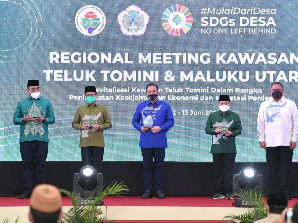 Mendes Sebut Teluk Tomini Penting buat Indonesia dan Dunia