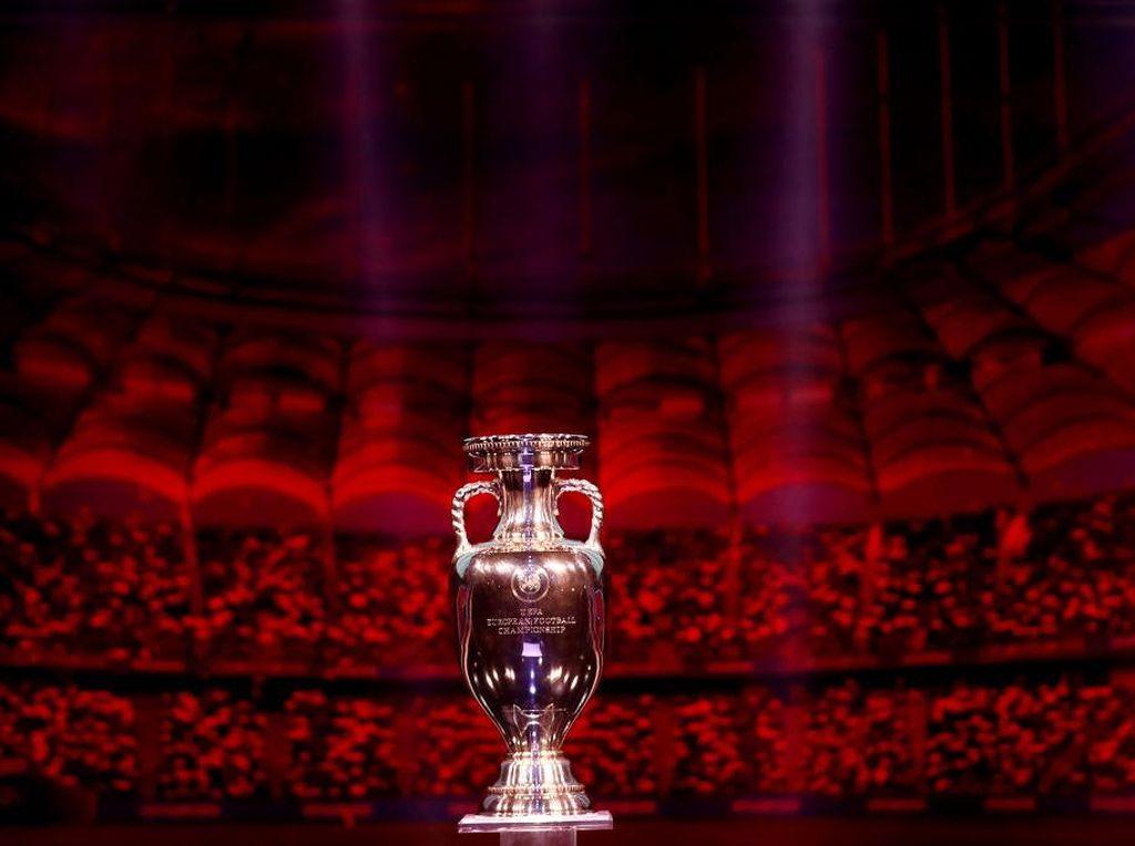 Live Streaming Euro 2020: Belgia Vs Rusia di Mola Lewat detikcom