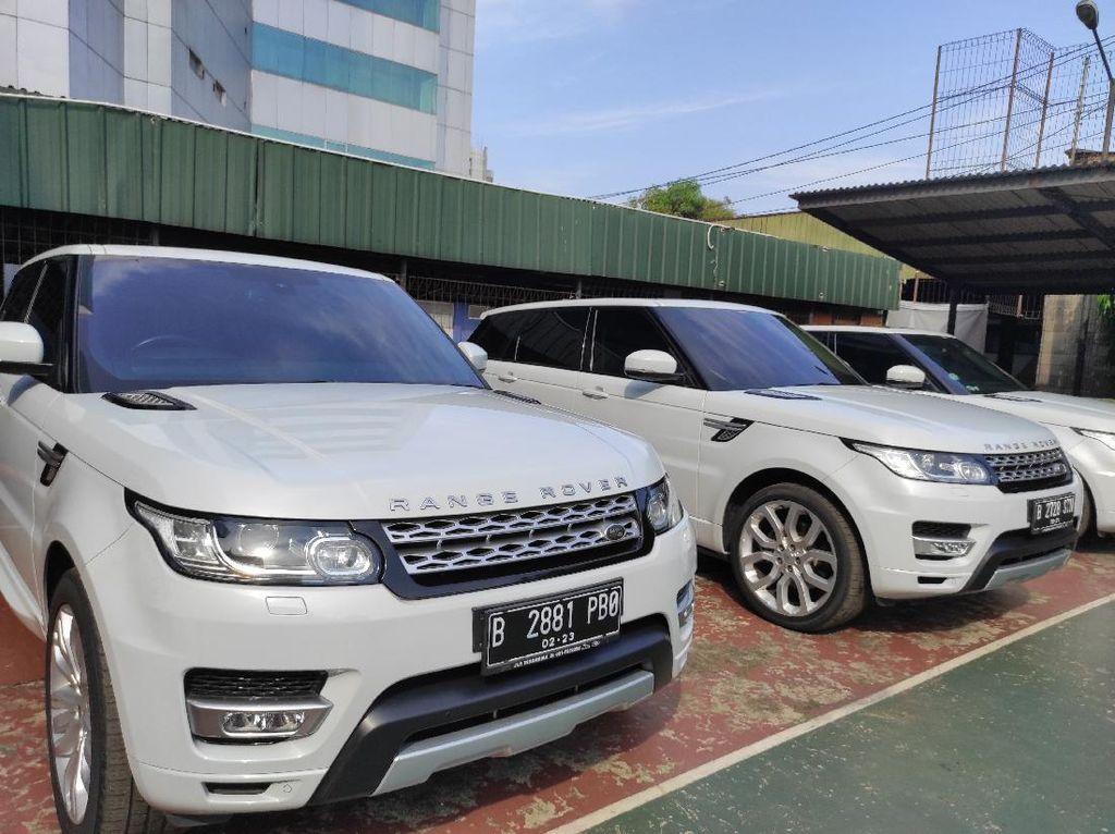 Intip Spesifikasi Mobil Sitaan Kasus ASABRI yang Dilelang Kejagung RI