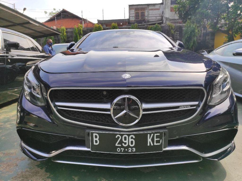 Mercy Rp 3 M dan 4 Mobil Sitaan Kasus ASABRI Dilelang Lagi, Siapa Minat?