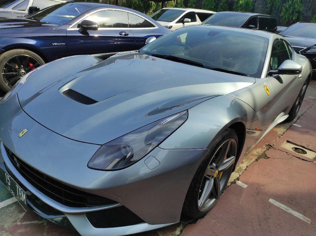 11 Mobil Mewah di Kasus ASABRI Laku Rp 17 M Lebih, Paling Mahal Ferrari