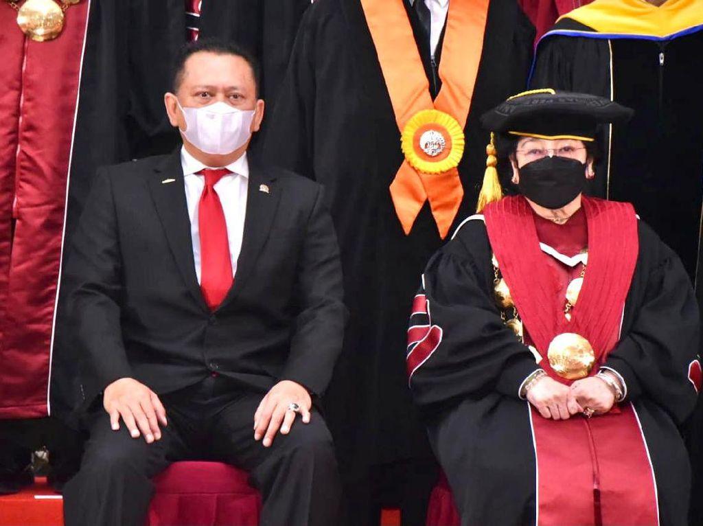 Kutip Megawati, Bamsoet Tegaskan Amandemen UUD Diperlukan