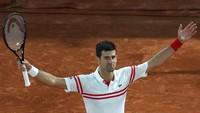 Kandaskan Nadal, Djokovic ke Final Prancis Terbuka 2021