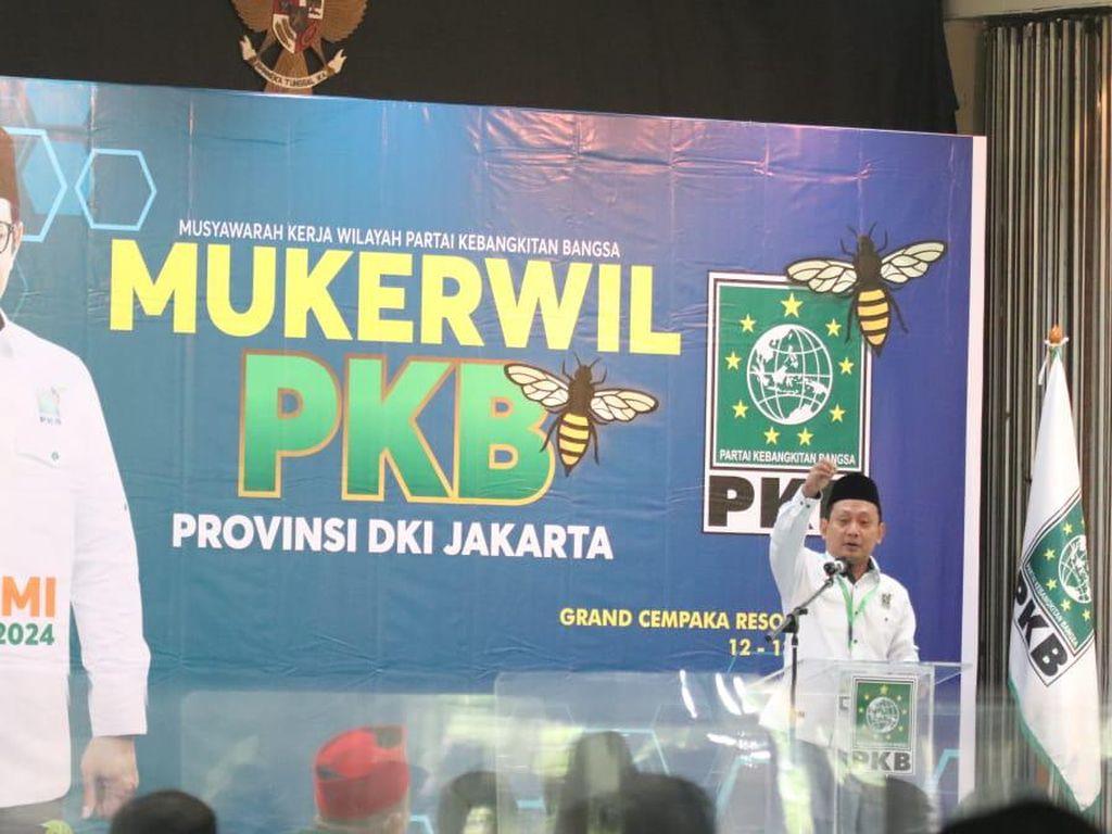 Mukerwil PKB DKI Jakarta, Cak Imin Targetkan 10 Kursi DPRD Jakarta