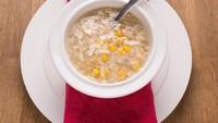 Resep Sup Jagung Telur ala Restoran Chinese Food yang Lezat