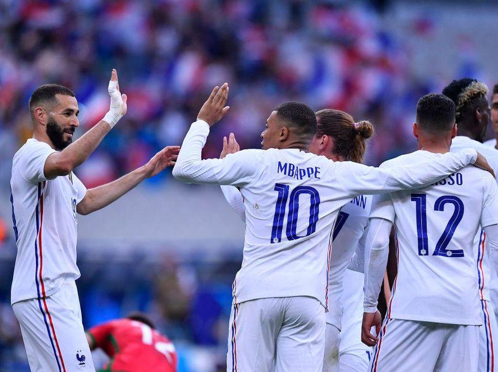 Jose Mourinho: Ngeri Banget Ya Prancis