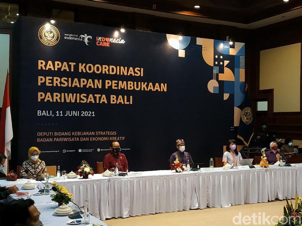 Wajib Karantina 5 Hari, Begini Alur Kedatangan Wisman Saat Masuk Bali