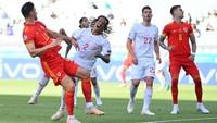 Euro 2020: Wales Vs Swiss Masih Imbang 0-0 di Babak Pertama