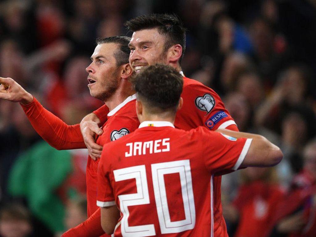 Euro 2020 Wales Vs Swiss: Bukan Cuma Panggungnya Gareth Bale