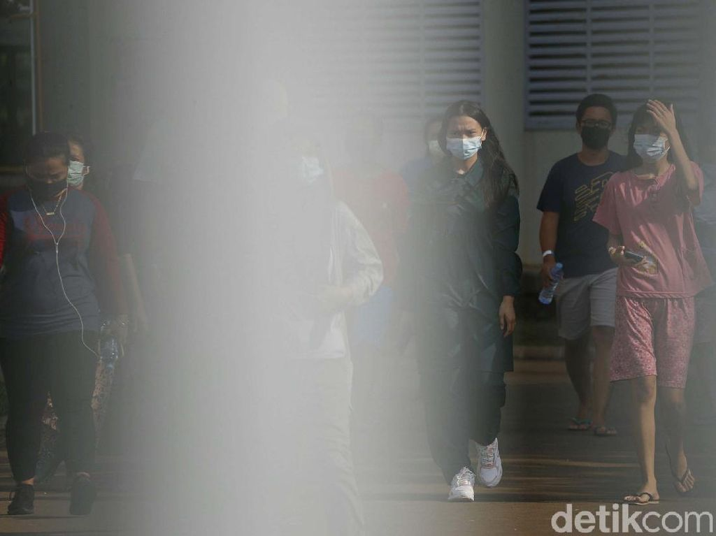 RSDC Wisma Atlet Kini Rawat 6.191 Pasien Corona