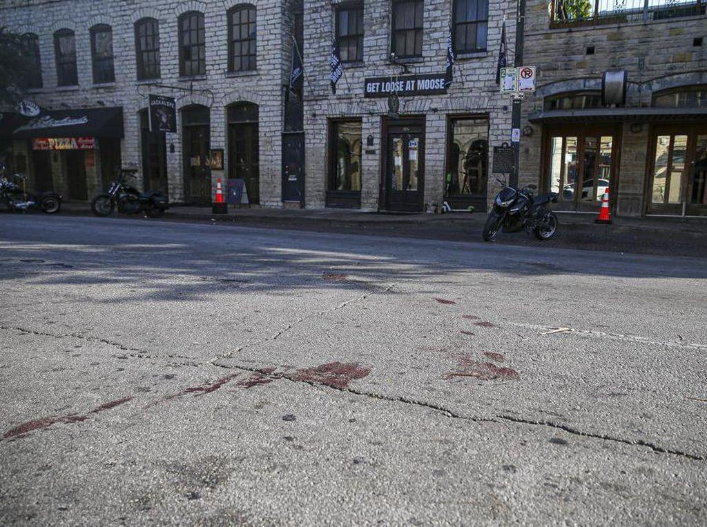 1 Pelaku Penembakan Brutal di Texas Ditangkap, 1 Masih Buron