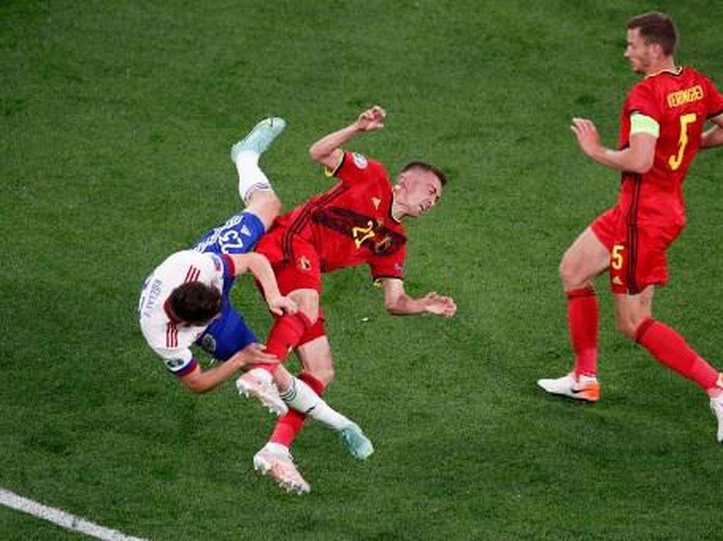 Catat! Jadwal Duel-duel Panas 16 Besar Euro 2020