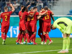 Belgia Vs Rusia: Lukaku 2 Gol, The Red Devils Menang 3-0