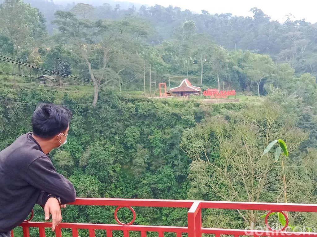 Gir Pasang, Dusun Terpencil di Gunung Merapi yang Jadi Wisata Alam Hits!