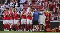 Apa Penyebab Eriksen Kolaps di Laga Denmark Vs Finlandia Euro 2020?