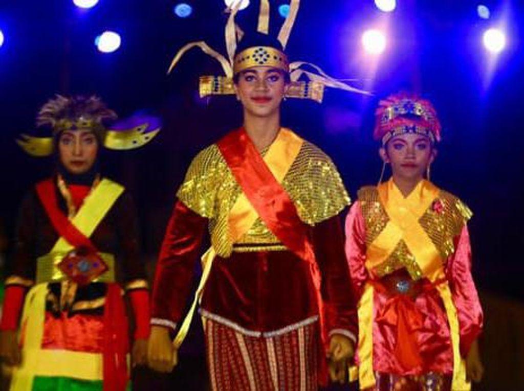 Indahnya Keberagaman di Festival Teluk Jailolo