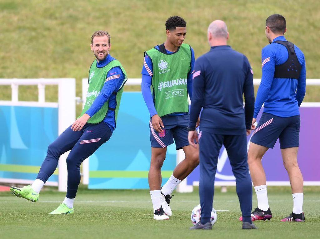 Modric: Inggris Diuntungkan di Euro 2020