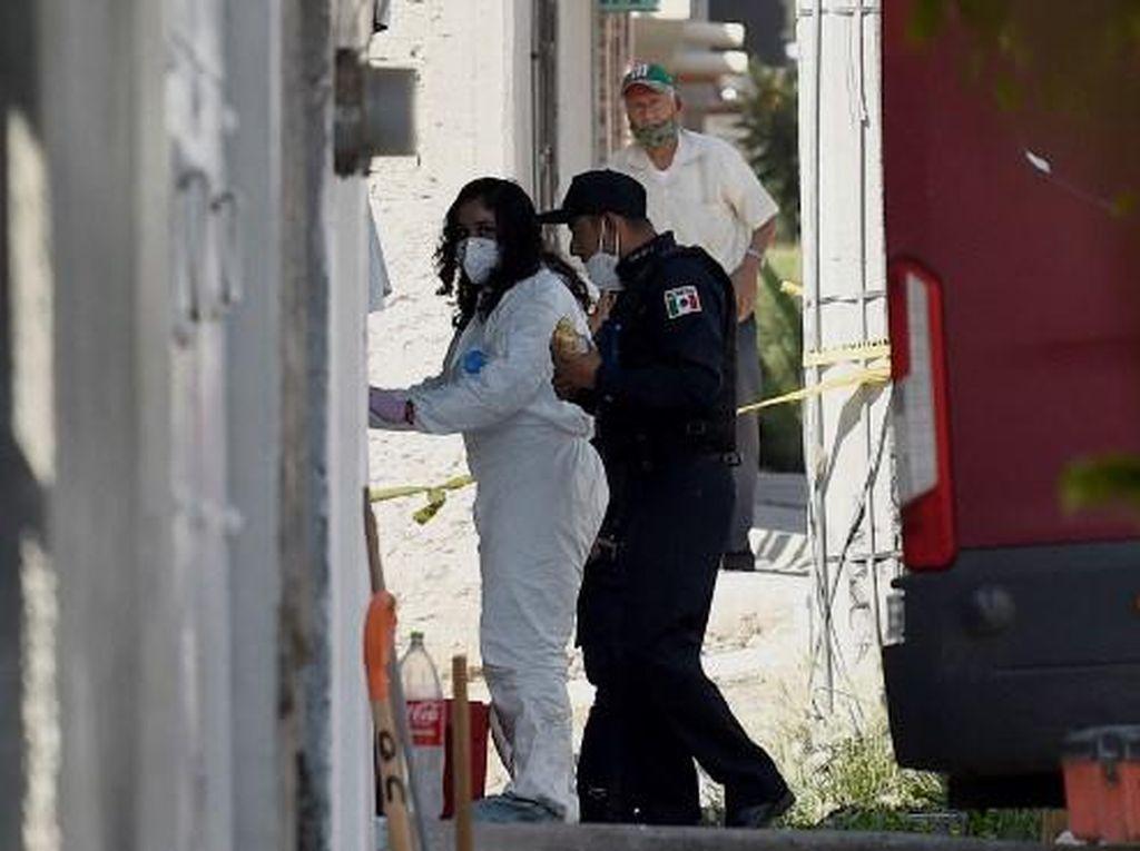 Ngeri! Ribuan Tulang Ditemukan di Rumah Pembunuh Berantai Meksiko