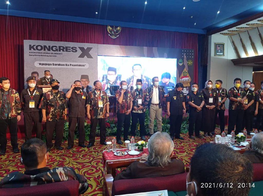 Noery Ispandji Kembali Nahkodai Angkatan Muda Siliwangi