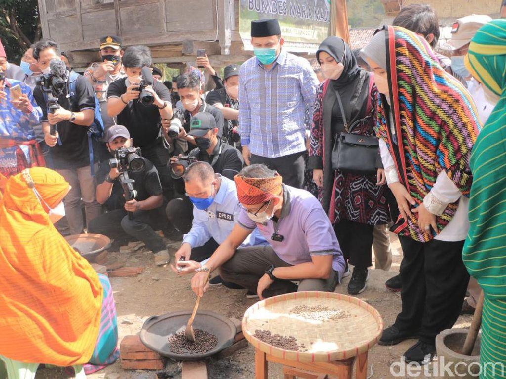 Sandiaga Kunjungi Bima, Kadispar NTB: Semoga Hidupkan Lagi Wisata