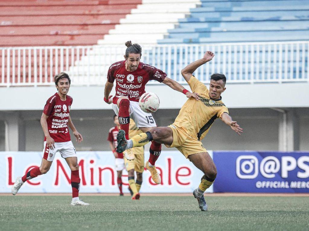 Ini Alasan Bali United Belum Pasti Ikut di Piala Wali Kota Solo 2021