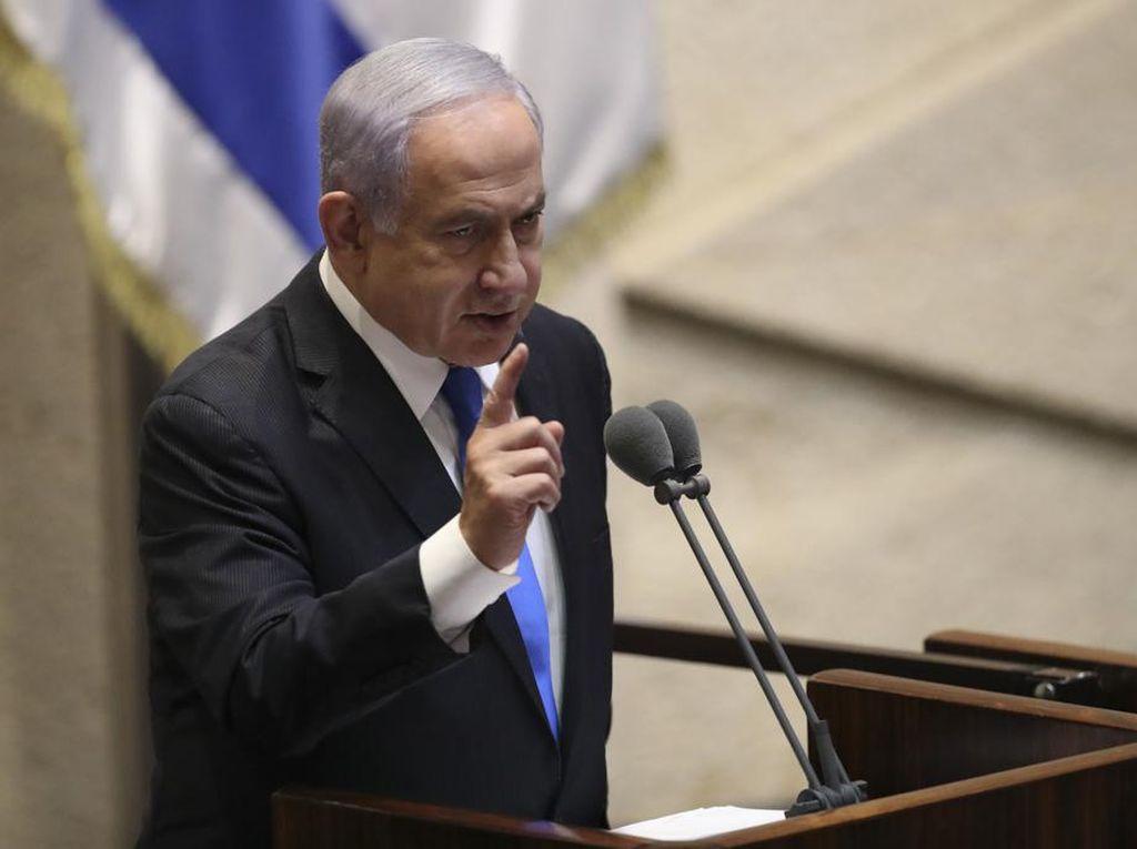 Netanyahu Tuding Biden Tertidur Saat Bicara dengan PM Baru Israel