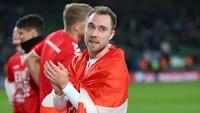 Bakal Ada Penghormatan untuk Eriksen Saat Denmark Vs Belgia