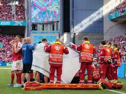Christian Eriksen dan CPR yang Menyelamatkan Nyawanya