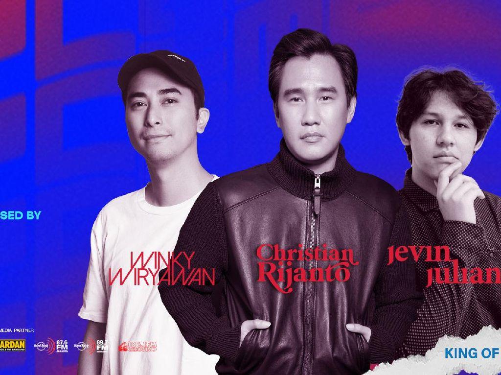 Winky Wiryawan hingga Jevin Julian Jadi Juri Electronic Music Producer Contest