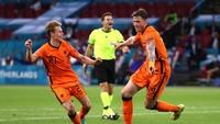 Euro 2020: Lihat Belanda Vs Ukraina bak Naik Roller Coaster